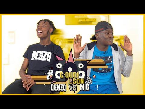 Youtube: C'Quoi L'Son: Denzo Vs MIG sur du MHD, Naps, PNL, Soso Maness, Booba, Rim'K & Rohff