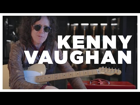 Vault Sessions: Kenny Vaughan