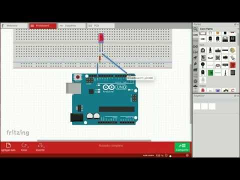 Arduino Tutorial (deutsch) #2 - Blink LED + Programming Tutorial