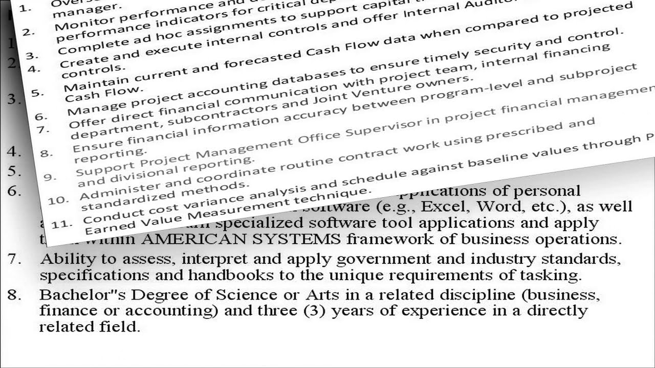 project controller job description project controller job description
