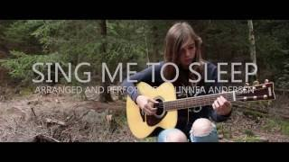 Sing Me To Sleep - Alan Walker - Linnea Andersen[Fingerstyle Guitar]