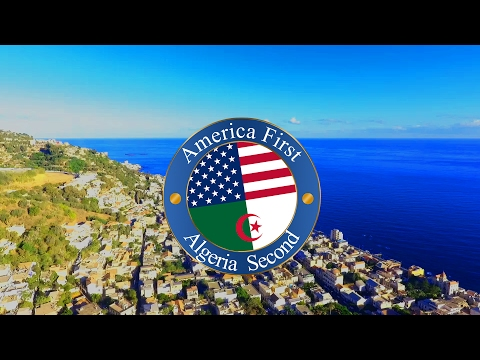 America First | Algeria Second #everysecondcounts.eu