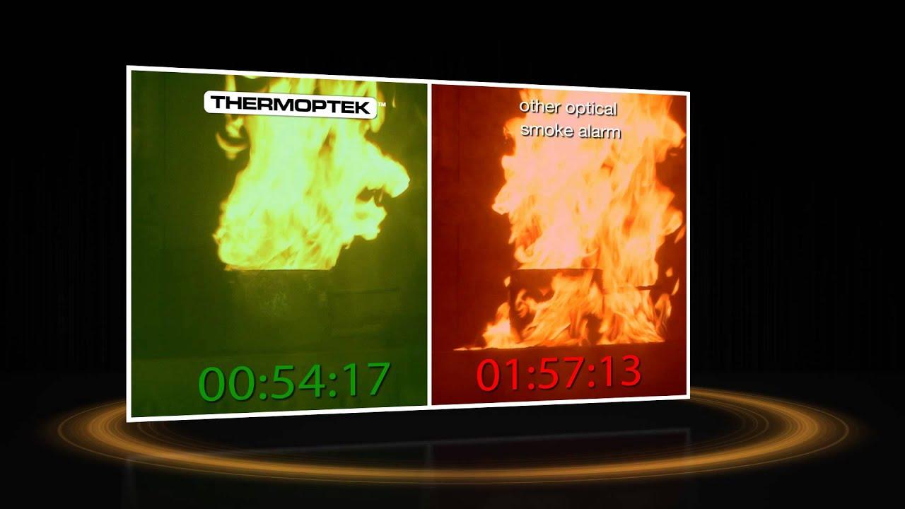 FireAngel WHT-630T THERMISTEK Enhanced Heat Alarm Wireless Battery 10 Year Life