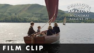 Swallows & Amazons - Swallows Chase Amazons - Out now on DVD, Blu-ray and Digital | StudiocanalUK