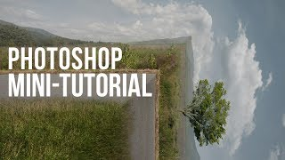 Photoshop Mini-Tutorial: Surreal Landscape