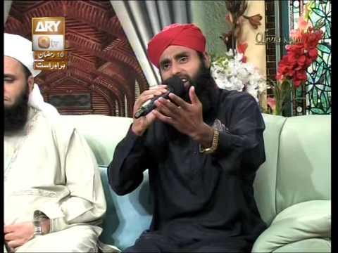ARY QTV LIVE Parogram By Qari Muhammad Adnan Raza Qadri-03466225848