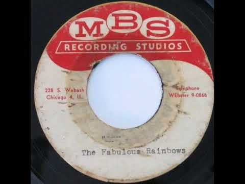 Extremely rare DOO WOP acetate.