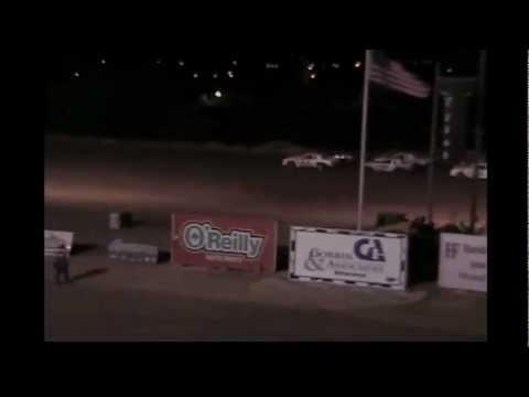 Texas Thunder Speedway November 3, 2012 IMCA Stock Car Big A-Main