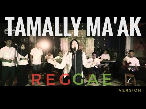 Tamally Ma'ak Reggae Version Cover By Fairuz Gambus
