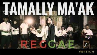 Tamally Ma'ak Reggae Version Cover By Fairuz Gambus