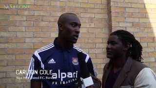 Na Salone TV with Jim White and Carlton Cole
