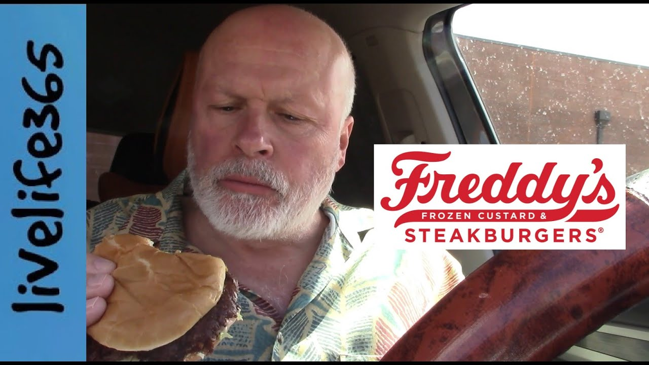 Mike Eats the Street: Freddy's Steakburgers