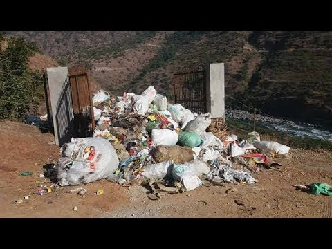 Sustainable Waste Management in Trashiyangtse - an amateur documentary film