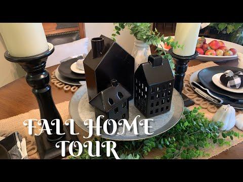 FALL HOME TOUR 🍁 FALL 2019