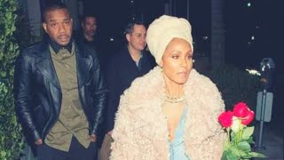 Jada Pickett Smith Spotted on a Date with Tisha Campbell's Ex-Husband Duane Martin