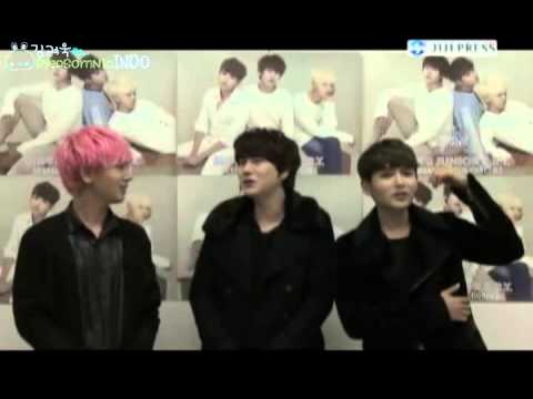 [INDO SUB] 130112 Super Junior KRY's New Year Greetings & Promise You Interview