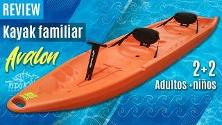 "Vídeo: Kayak Familiar ""Avalon"""