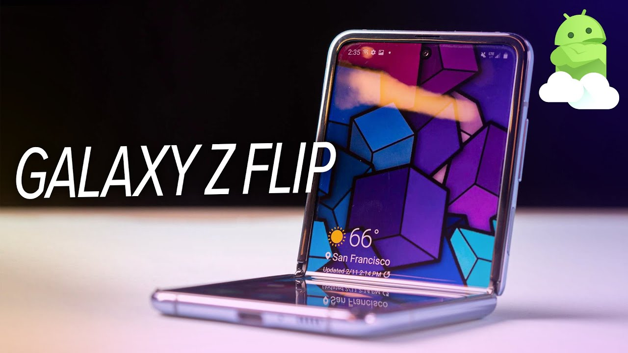 Galaxy Z Flip Hands On Preview Samsung Just Killed The Razr Android Central