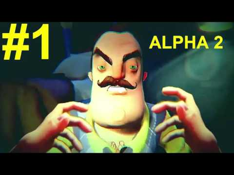 HELLO NEIGHBOR ALPHA 2 OST CHASE MUSIC #1 15 MINUTES!!! thumbnail