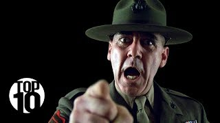 The Top 10 Gunnery Sergeant Hartman Insults From Full Metal Jacket