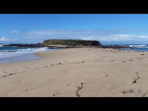 #44 Windang Island - Aboriginal Shell Midden & Stone tools