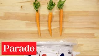 Kitchen Secrets Stop Motion- Make the Easiest Chicken Noodle Soup Ever