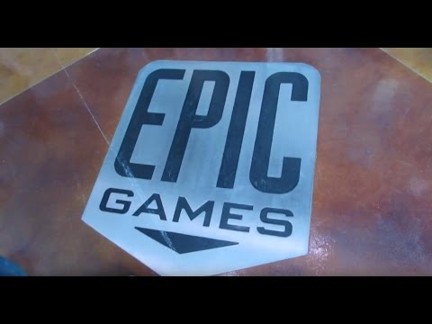 A Brotha's Weekend At Epic Games Studio!