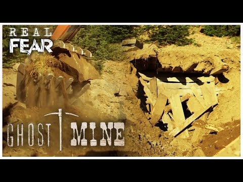 Uncovering A Masonic Portal | Ghost Mine | Real Fear
