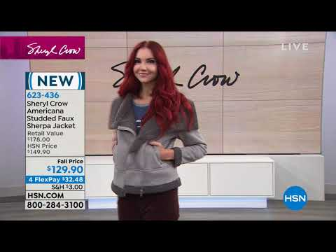 HSN | Sheryl Crow Fashions. http://bit.ly/2FwJ1RD