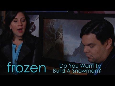 "DP/30 Short End: Frozen - The Lopezes sing ""Do You Want To Build A Snowman"""