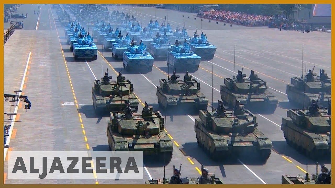 AlJazeera English:China steps up threats to Hong Kong protesters