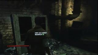 saw : the game - E3 2009 gameplay part 4 (HD)