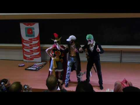 related image - Nihon Breizh Festival 2017 - Cosplay Dimanche - 01 - One Piece