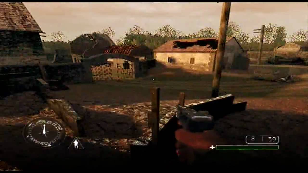 call of duty dawnville