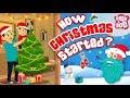 How CHRISTMAS Started ? - The Dr. Binocs Show | Best Learning Videos For Kids | Peekaboo Kidz