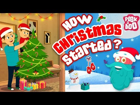 how christmas started the dr binocs show best learning videos for kids peekaboo kidz - How Christmas Started