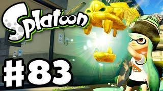 Splatoon - Gameplay Walkthrough Part 83 - Rainmaker with Yasha! (Nintendo Wii U)
