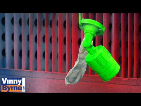 How to use rubber spray paint to