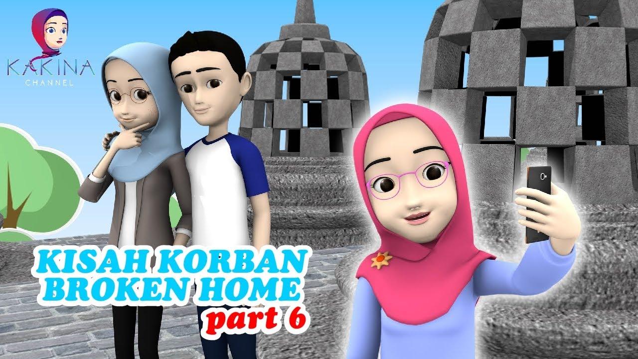 Kisah Br0ken Home Part 6 Menyatakan Cinta KAKINA