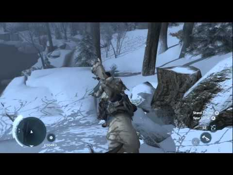 Assassin's Creed 3: Pivot Hunting Guide!