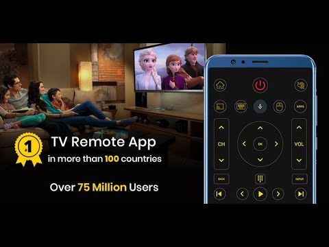 Universal TV Remote Control Application ( Available On Google Play)