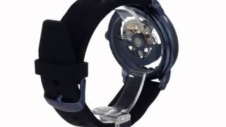 Stuhrling Original Men's 165C.33X62 Lifestyles Winchester Cavalier Automatic Skeleton Black Watch
