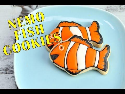 NEMO FISH COOKIES, HANIELA'S