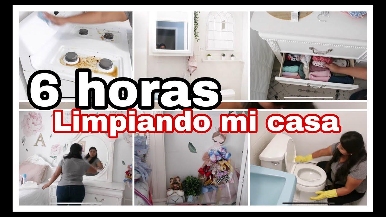 MUCHA MOTIVACIÓN PARA LIMPIAR | recamara, baño,cocina,pisos, alfombra, toilet, tina Lizbeth Ferrer