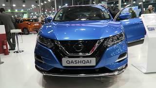 NEW 2018 Nissan Qashqai - Exterior and Interior