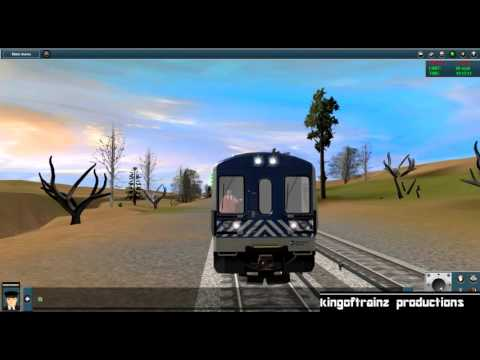 Trainz 12: M7 Metro-North Train {Bronxville - Mt. Kisco} [Harlem Line]