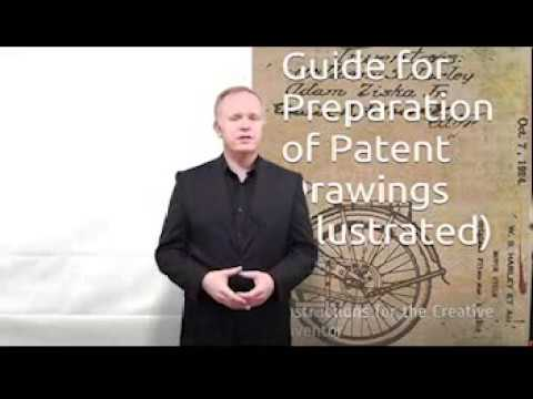 United States Patent and Trademark Office (USPTO) Guide for Prep of Patent Drawings
