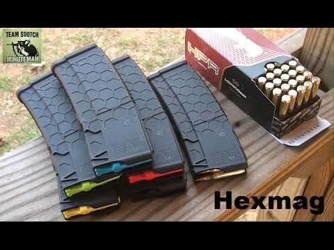 Hexmag HX30 AR-15 Magazines