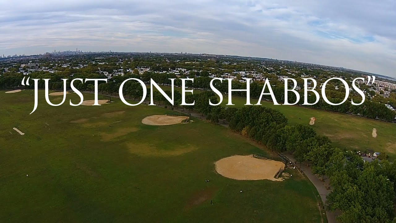 [Official Music Video] 8th Day, Benny Friedman, MBD - JUST ONE SHABBOS