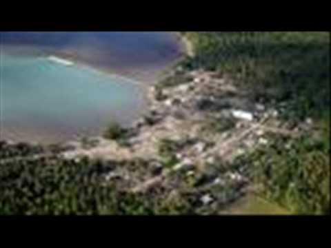 American Samoa tsunami Weather Warfare 2009